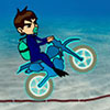 Ben 10 Motocross Under The Sea