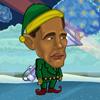 Santa vs Obama